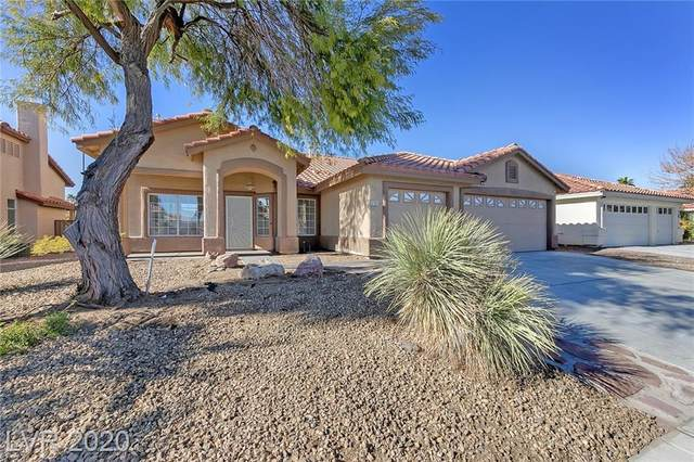 5701 Partridge Bluff Street, Las Vegas, NV 89130 (MLS #2257412) :: Team Michele Dugan