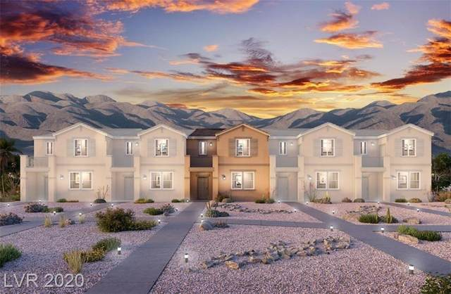 1193 Seaboard Court Lot 69, Henderson, NV 89002 (MLS #2257415) :: Kypreos Team
