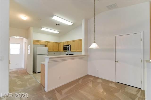 4616 Snake Eyes Street #101, Las Vegas, NV 89122 (MLS #2257451) :: Signature Real Estate Group