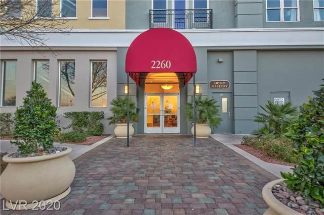 2260 Village Walk Drive #1204, Henderson, NV 89052 (MLS #2257480) :: Vestuto Realty Group