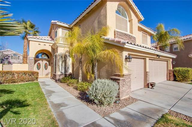 1901 Faywood Street, Las Vegas, NV 89134 (MLS #2257491) :: Billy OKeefe | Berkshire Hathaway HomeServices