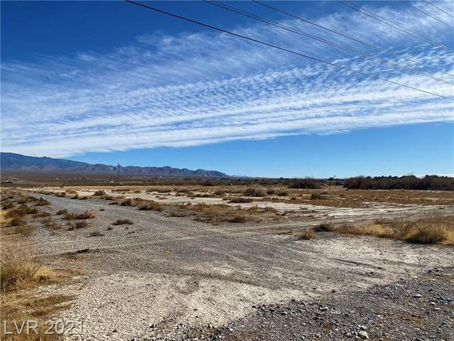 21 Citation Street, Pahrump, NV 89060 (MLS #2257538) :: The Shear Team