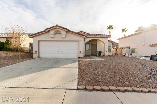 931 Highland Trails Avenue, Henderson, NV 89015 (MLS #2257542) :: The Shear Team