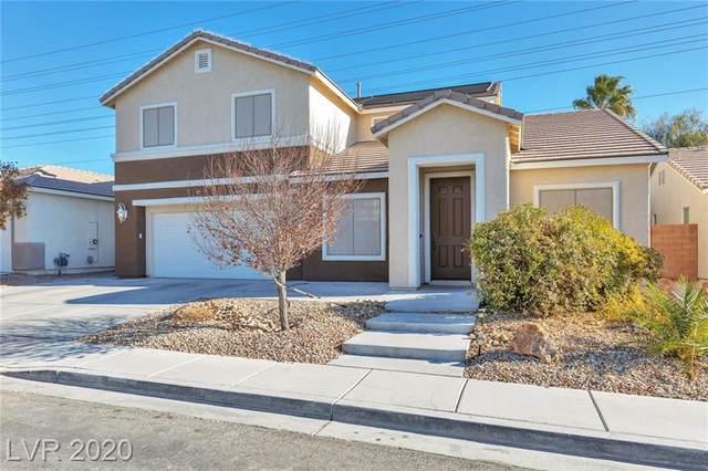 6102 Harvest Dance Street, North Las Vegas, NV 89031 (MLS #2257575) :: Vestuto Realty Group