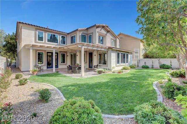 2895 Carmelo Drive, Henderson, NV 89052 (MLS #2257592) :: Signature Real Estate Group