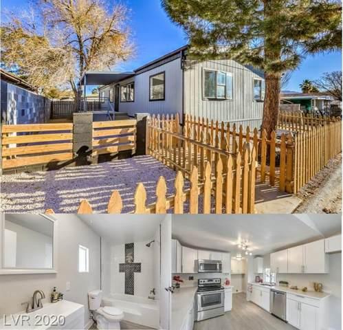 3760 Pecan Lane, Las Vegas, NV 89115 (MLS #2257596) :: Signature Real Estate Group