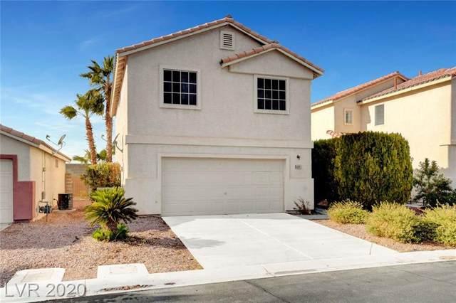 6041 Shallow Springs Street, Las Vegas, NV 89130 (MLS #2257601) :: The Lindstrom Group