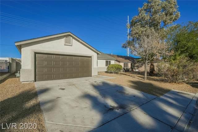 2720 Peaceful Hills Avenue, North Las Vegas, NV 89032 (MLS #2257608) :: The Mark Wiley Group | Keller Williams Realty SW