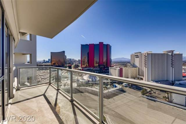 2700 Las Vegas Boulevard #2002, Las Vegas, NV 89109 (MLS #2257613) :: Signature Real Estate Group