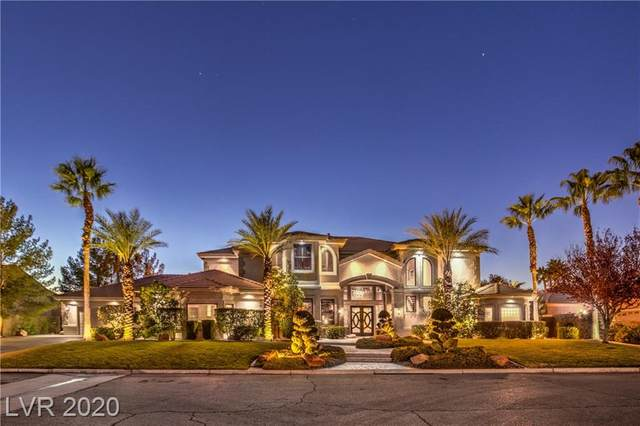 2101 Bogart Court, Las Vegas, NV 89117 (MLS #2257638) :: ERA Brokers Consolidated / Sherman Group