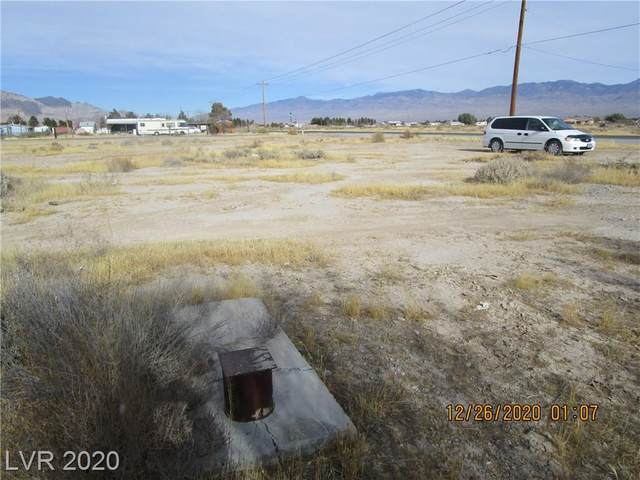 3021 W Our Road #1, Pahrump, NV 89060 (MLS #2257683) :: Signature Real Estate Group