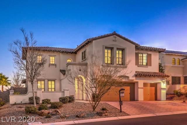12127 Kite Hill Lane, Las Vegas, NV 89138 (MLS #2257733) :: The Perna Group