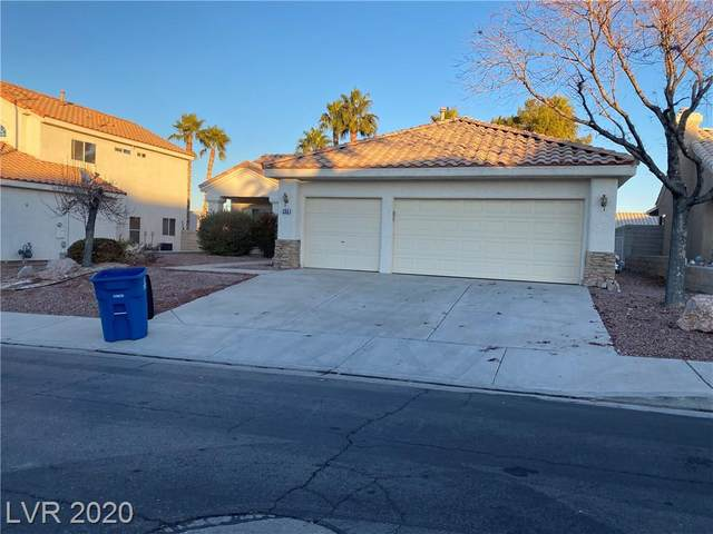 266 Corvallis Court, Henderson, NV 89074 (MLS #2257800) :: Team Michele Dugan