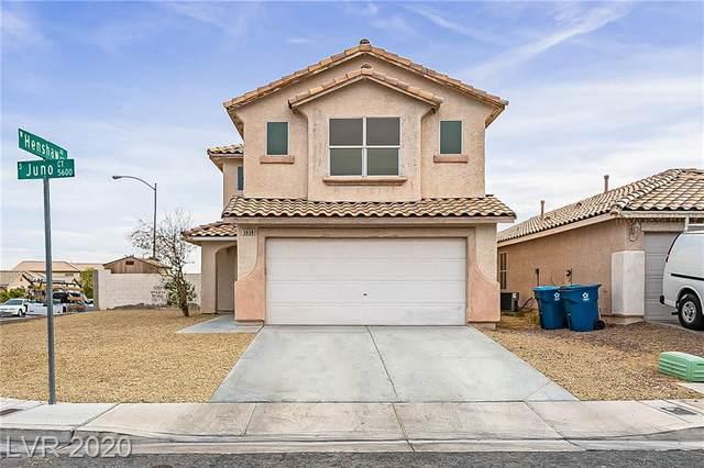 5658 Juno Court, Las Vegas, NV 89118 (MLS #2257821) :: Vestuto Realty Group