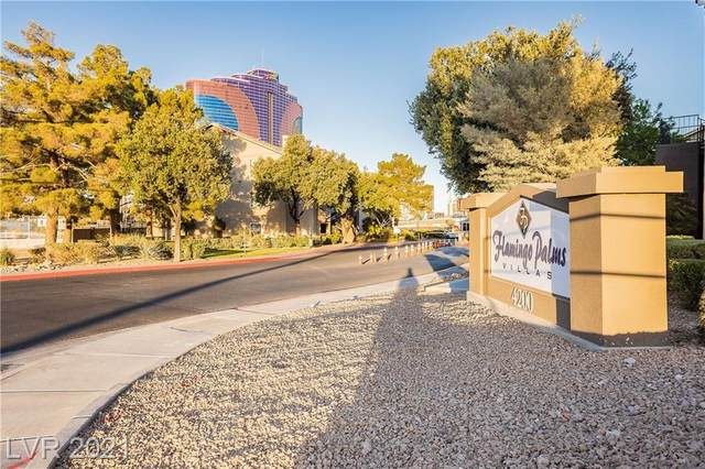 4200 Valley View Boulevard #1084, Las Vegas, NV 89103 (MLS #2257838) :: The Mark Wiley Group | Keller Williams Realty SW
