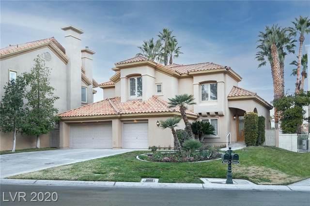 8848 Rainbow Ridge Drive, Las Vegas, NV 89117 (MLS #2257879) :: Vestuto Realty Group