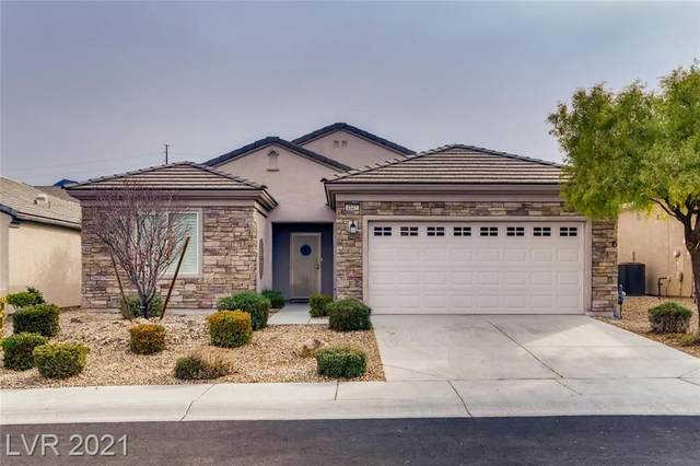 2527 Ashen Light Drive, Henderson, NV 89044 (MLS #2257960) :: Kypreos Team