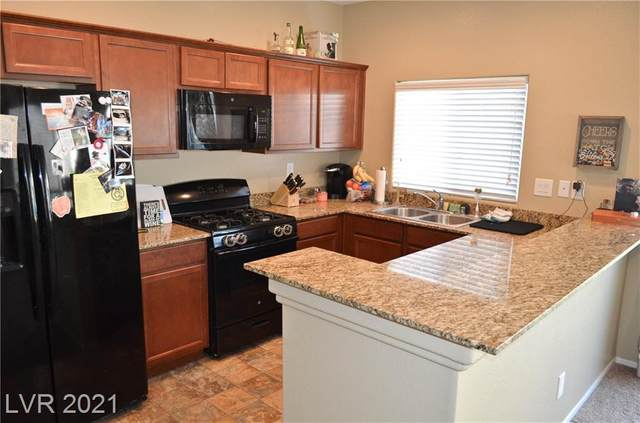 6540 Clara Bow Avenue #102, Las Vegas, NV 89122 (MLS #2258019) :: Billy OKeefe | Berkshire Hathaway HomeServices