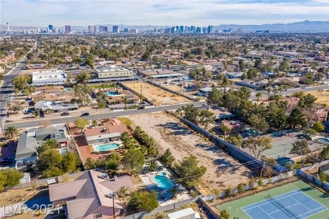 2745 Rosanna Street, Las Vegas, NV 89117 (MLS #2258041) :: Vestuto Realty Group