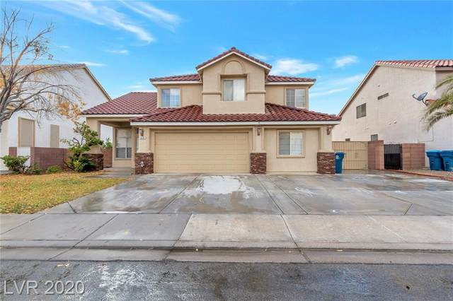 1291 Honey Lake Street, Las Vegas, NV 89110 (MLS #2258063) :: Vestuto Realty Group
