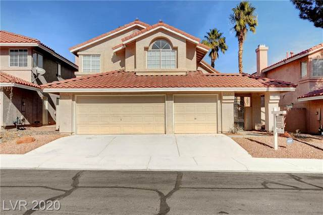 7608 Cruz Bay Court, Las Vegas, NV 89128 (MLS #2258066) :: The Mark Wiley Group | Keller Williams Realty SW