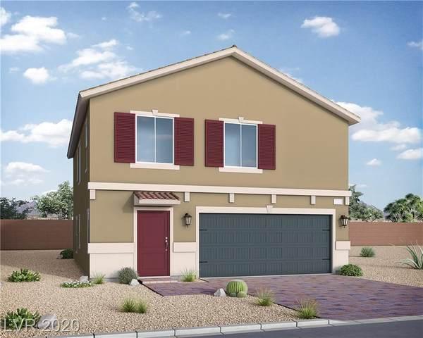 6060 Forest Archer Place Lot 04, Las Vegas, NV 89122 (MLS #2258096) :: Signature Real Estate Group