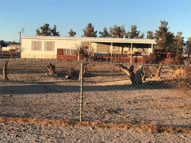 1730 Heritage Drive, Pahrump, NV 89048 (MLS #2258129) :: Vestuto Realty Group