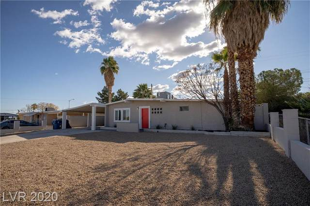 2009 La Brisa Avenue, Las Vegas, NV 89169 (MLS #2258174) :: The Shear Team