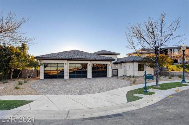 1380 Ruby Sky Court, Henderson, NV 89052 (MLS #2258177) :: Signature Real Estate Group