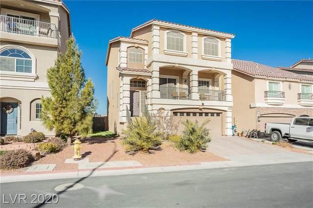 6056 Montana Peak Avenue, Las Vegas, NV 89139 (MLS #2258243) :: Team Michele Dugan