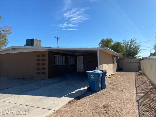 2731 Perliter Avenue, North Las Vegas, NV 89030 (MLS #2258257) :: The Mark Wiley Group | Keller Williams Realty SW