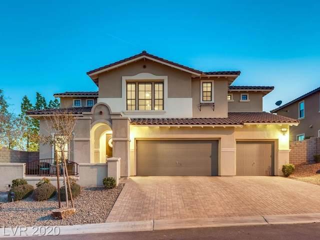 12115 Highland Vista Way, Las Vegas, NV 89138 (MLS #2258286) :: The Perna Group