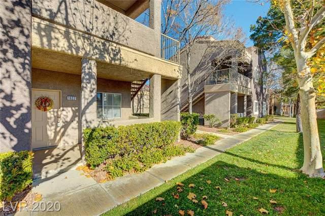 5250 Rainbow Boulevard #1022, Las Vegas, NV 89118 (MLS #2258289) :: Vestuto Realty Group