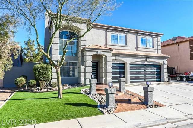 9524 Summer Cypress Street, Las Vegas, NV 89123 (MLS #2258314) :: Vestuto Realty Group