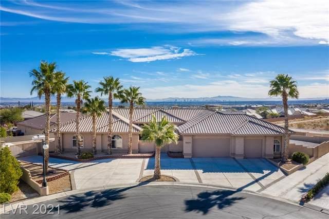 6820 Antler Court, Las Vegas, NV 89149 (MLS #2258374) :: The Lindstrom Group