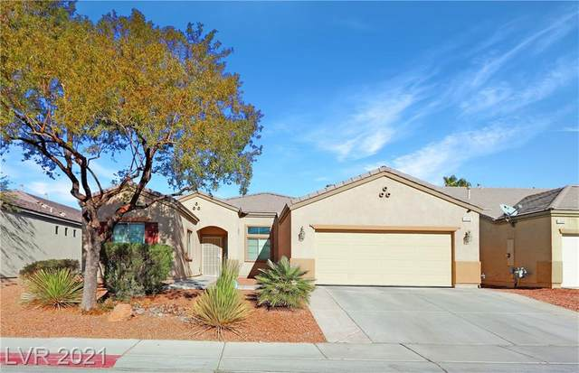 1416 Andrew David Avenue, North Las Vegas, NV 89086 (MLS #2258377) :: The Lindstrom Group