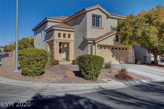 9580 Magnificent Avenue, Las Vegas, NV 89148 (MLS #2258386) :: The Mark Wiley Group | Keller Williams Realty SW