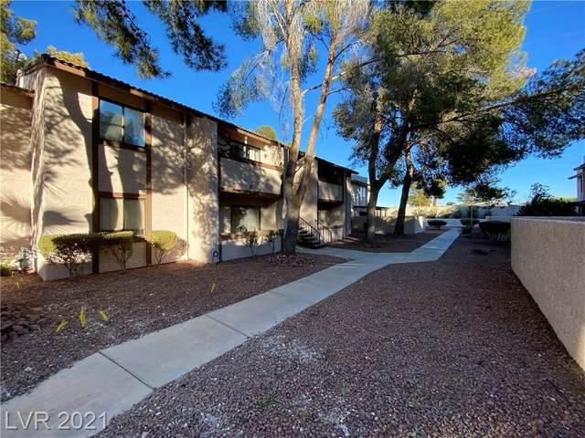 5241 Janfred Court #22, Las Vegas, NV 89103 (MLS #2258389) :: Team Michele Dugan