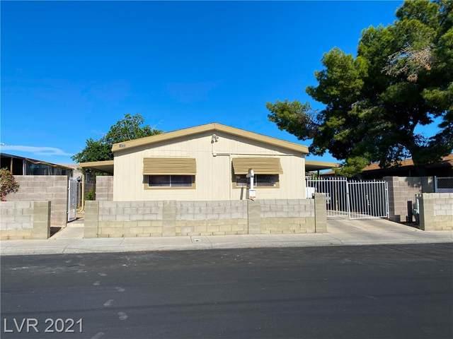 1650 Royal Estates Drive, Las Vegas, NV 89115 (MLS #2258392) :: Signature Real Estate Group