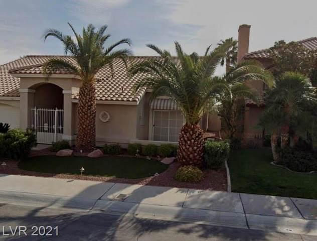 3720 Plum Blossom Court, Las Vegas, NV 89129 (MLS #2258420) :: The Lindstrom Group