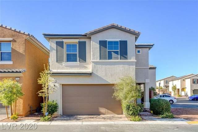 7543 Whitman Colonial Street, Las Vegas, NV 89166 (MLS #2258445) :: Team Michele Dugan