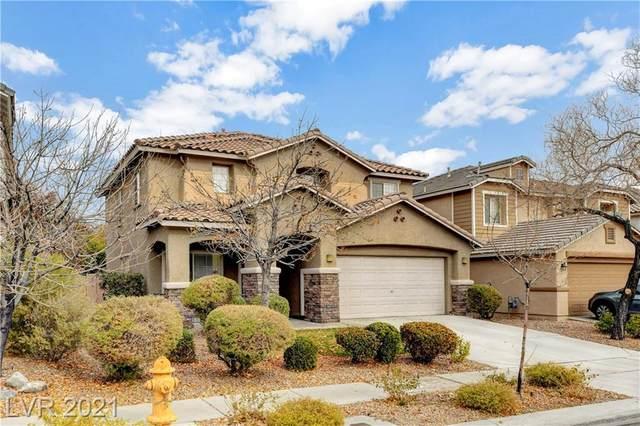 10792 Wallflower Avenue, Las Vegas, NV 89135 (MLS #2258582) :: Team Michele Dugan