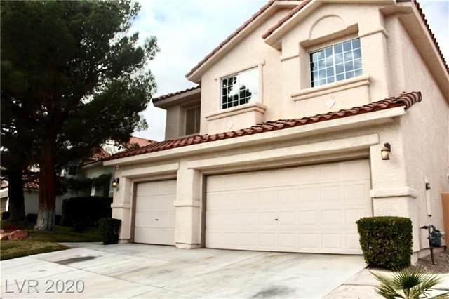 2017 Sedona Creek Circle, Las Vegas, NV 89128 (MLS #2258597) :: The Lindstrom Group