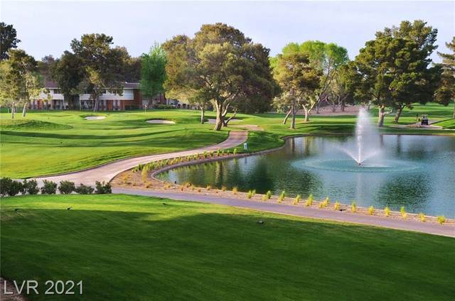 2839 Queens Courtyard Drive, Las Vegas, NV 89109 (MLS #2258598) :: Team Michele Dugan