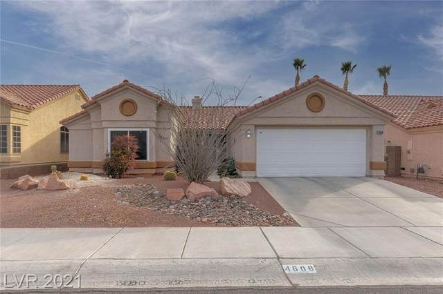 4608 Mancilla Lane, Las Vegas, NV 89130 (MLS #2258602) :: Vestuto Realty Group
