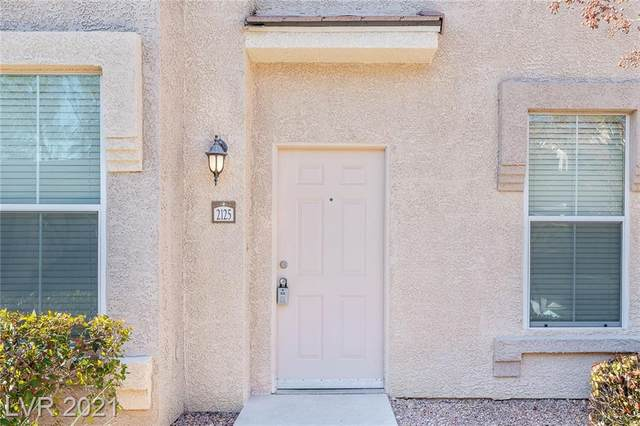 10550 Alexander Road #2125, Las Vegas, NV 89129 (MLS #2258603) :: Vestuto Realty Group