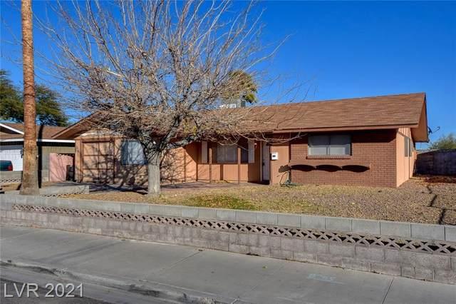513 Antelope Way, Las Vegas, NV 89145 (MLS #2258613) :: The Perna Group