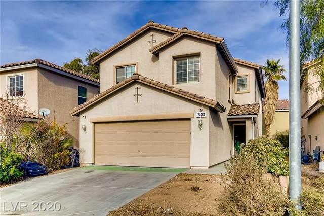 7402 Reynard Fox Place, Las Vegas, NV 89113 (MLS #2258641) :: The Lindstrom Group