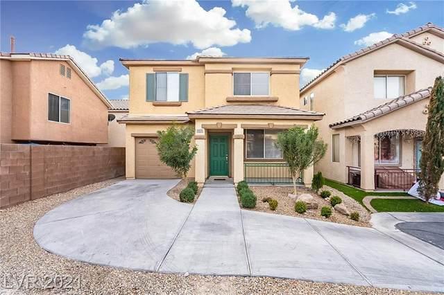6809 Pacific Craft Lane, Las Vegas, NV 89122 (MLS #2258665) :: The Lindstrom Group