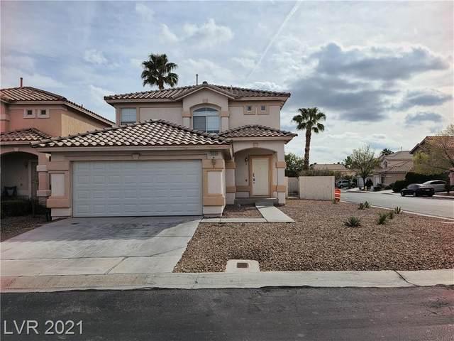 10036 Trailing Vine Street, Las Vegas, NV 89183 (MLS #2258674) :: The Lindstrom Group